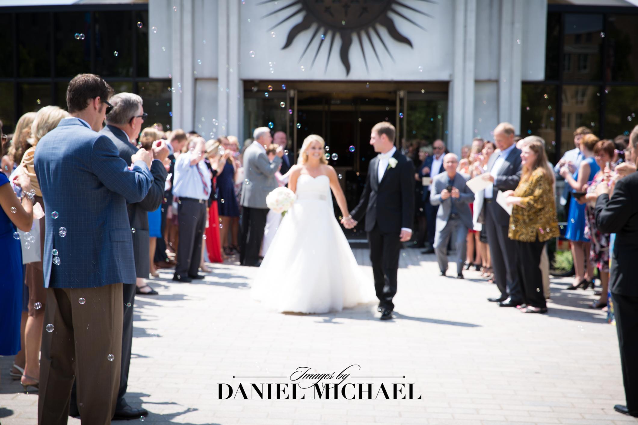 Bellarmine Chapel Xavier Venue Ceremony Photography Wedding