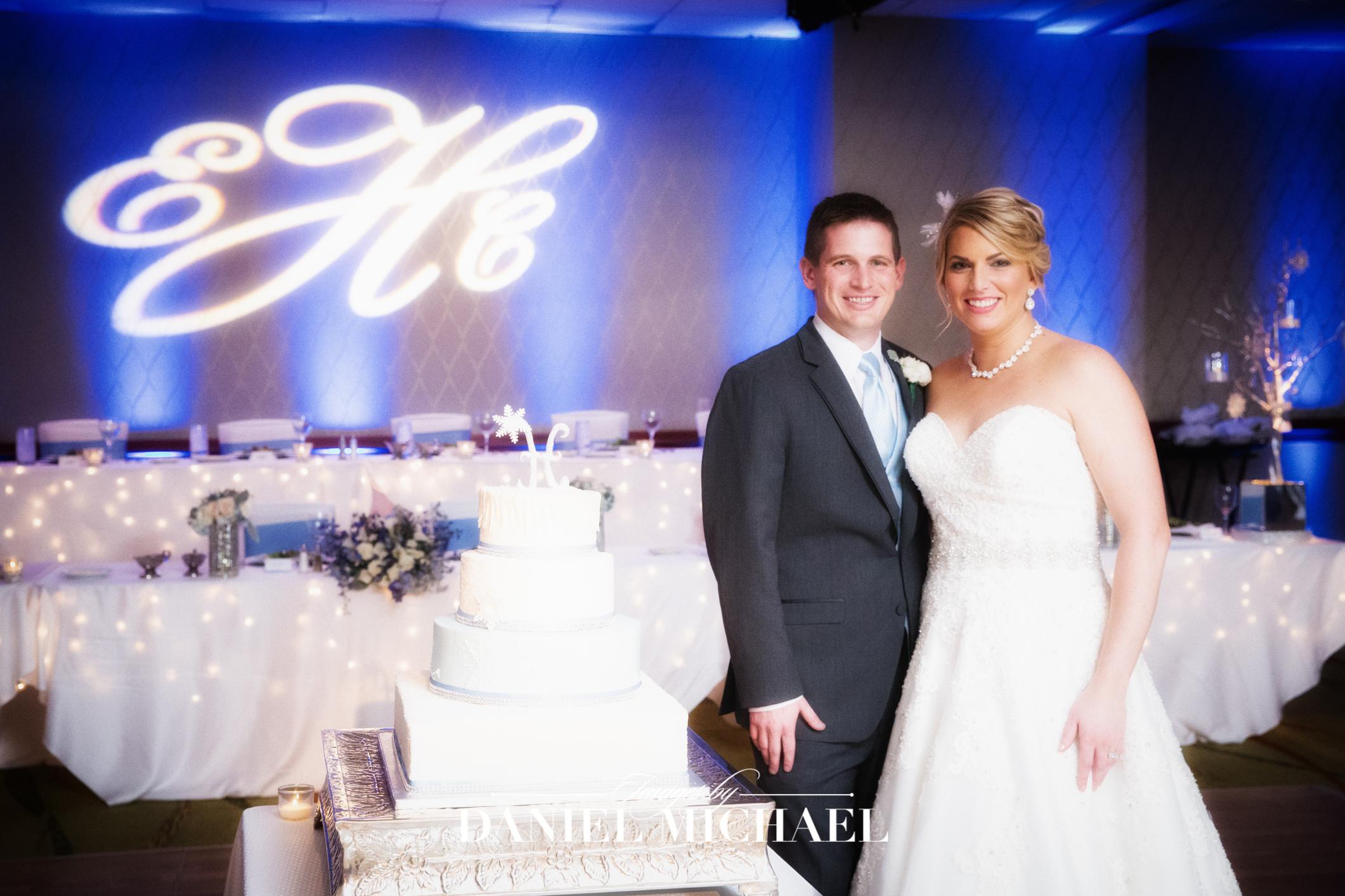 Marriott River Center Venue Wedding Photography
