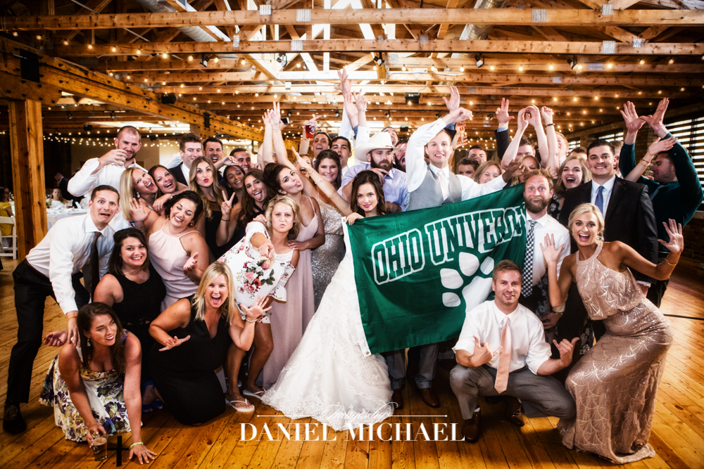 Rhinegeist Brewery Venue Reception Ceremony Wedding Photographer