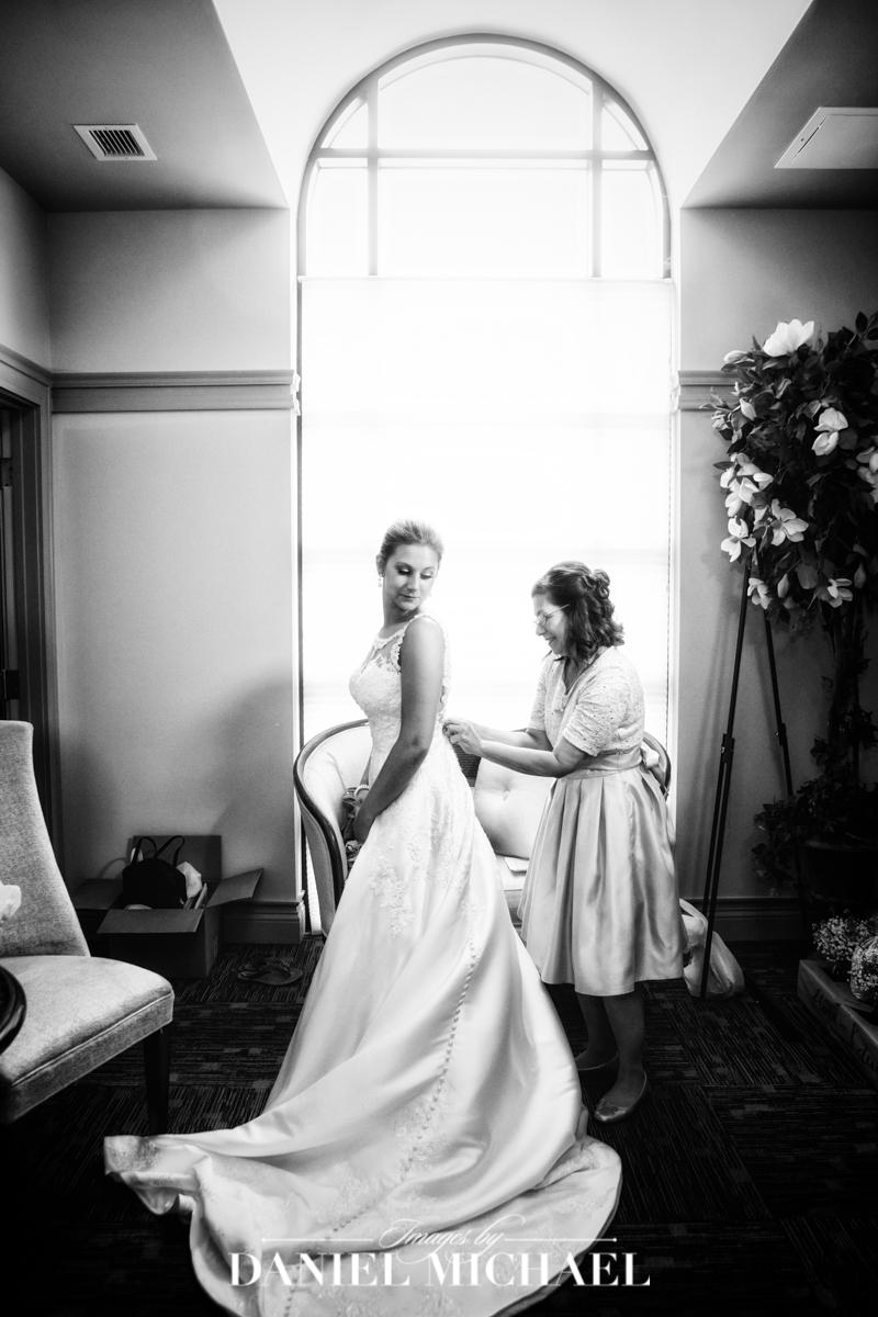 Savannah Center Reception Wedding Photography
