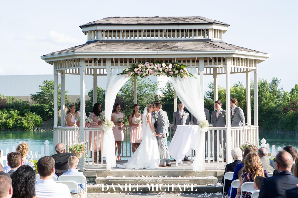 Savannah Center Reception  Wedding Venue Photography