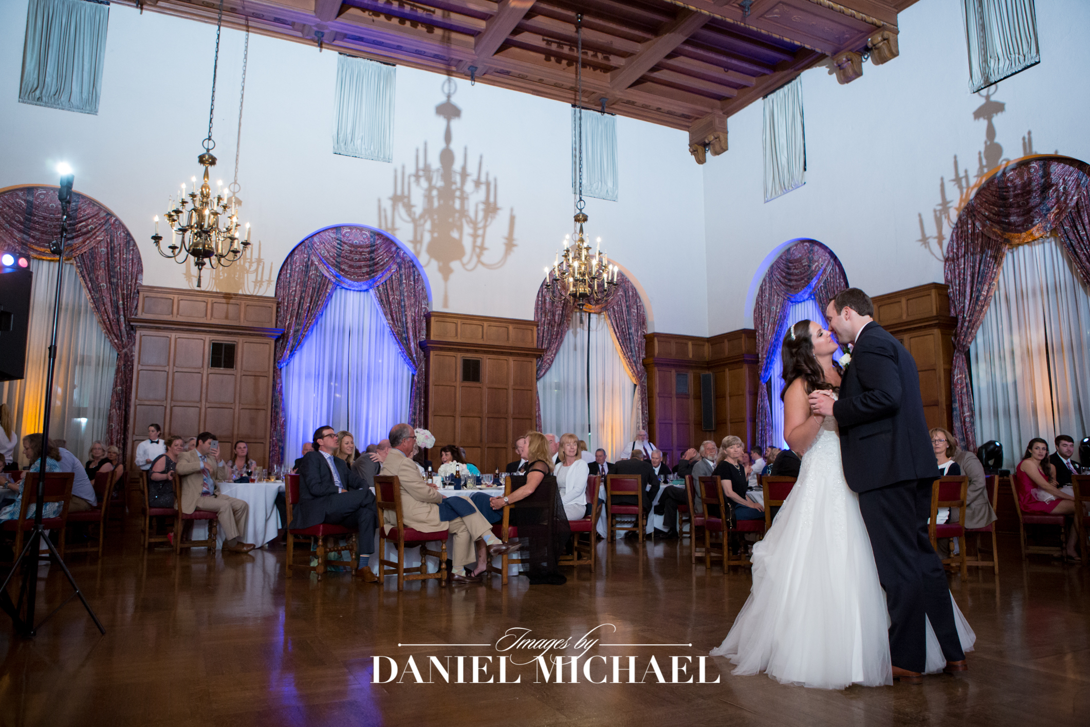 Cincinnati Club Wedding Photography