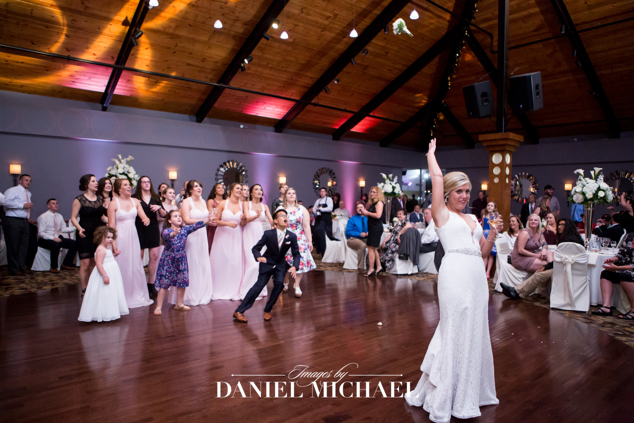 Pinnacle Ballroom Wedding Venue Photographer Reception