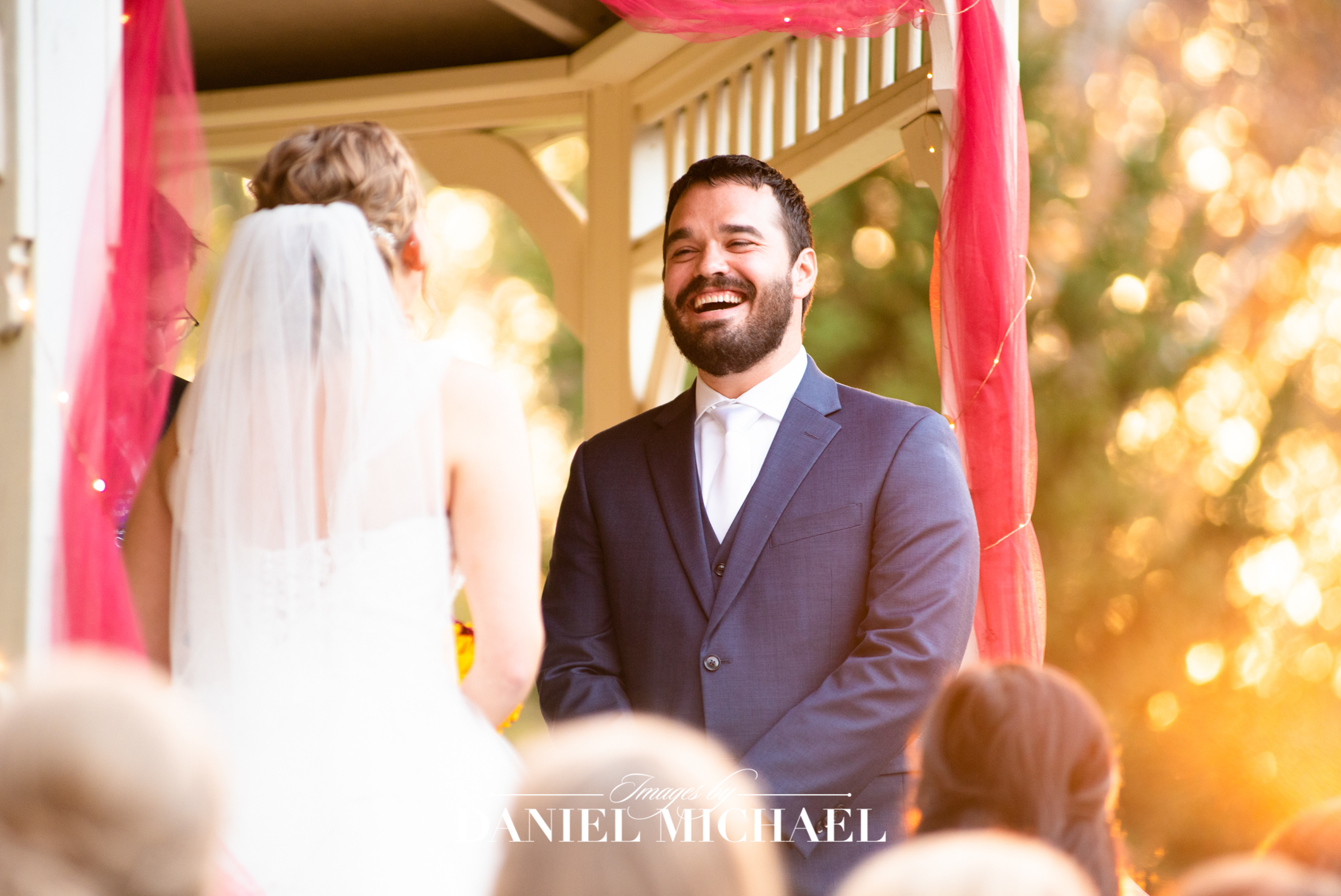 Noryln Manor Wedding Venue Ceremony Photography