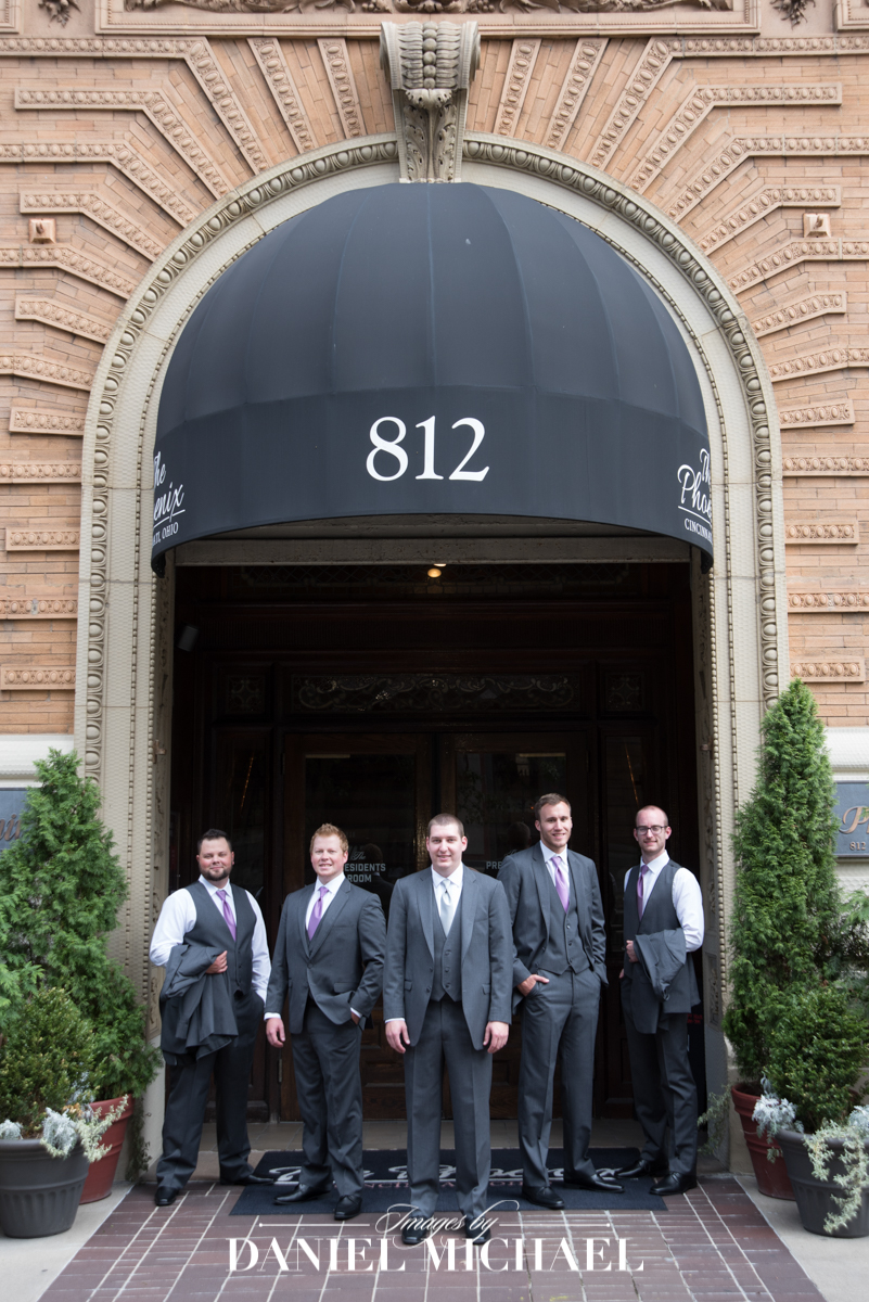 phoenix, wedding venue, groomsmen