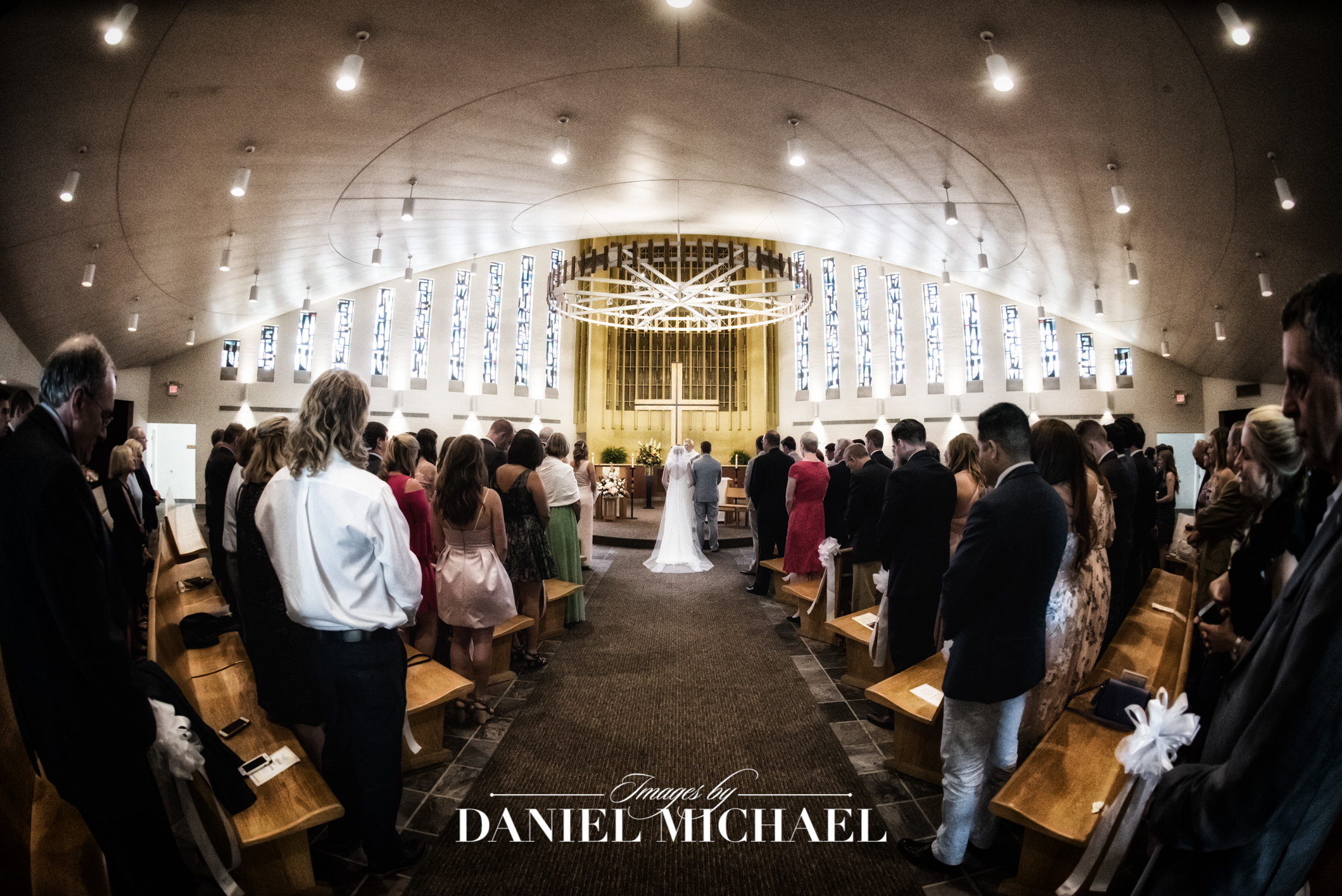 Bellarmine Chapel Xavier Photographer Wedding