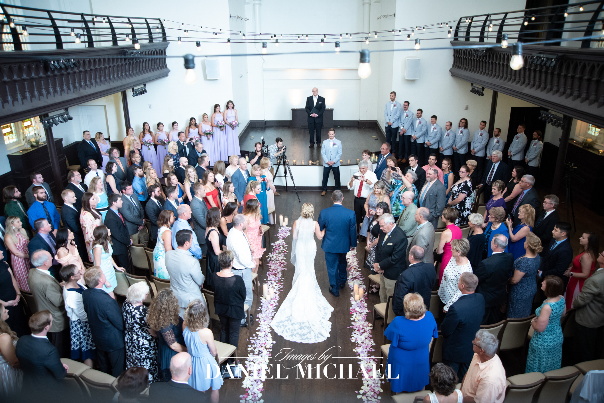 Transept Wedding  Venue Photography