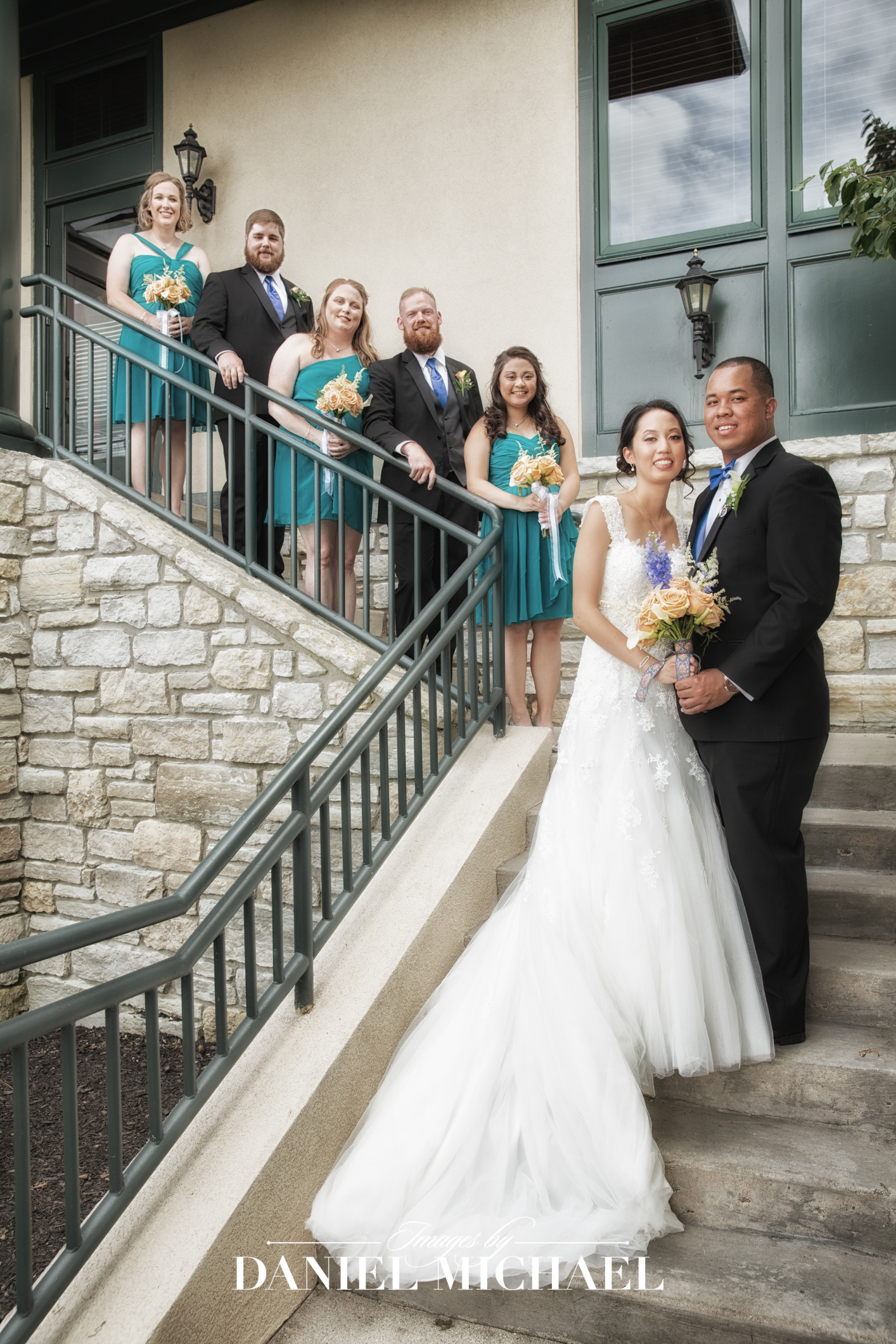 Four Bridges Country Club Venue Wedding Photographer Reception