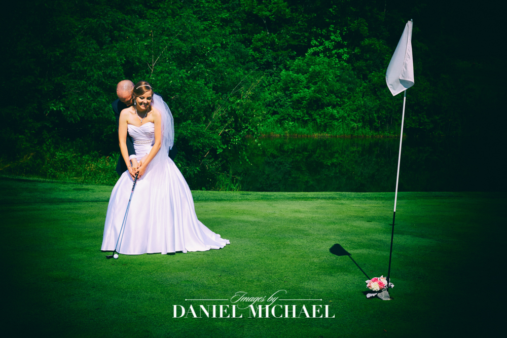 Sugar Ridge Golf Course Venue Wedding Photographer