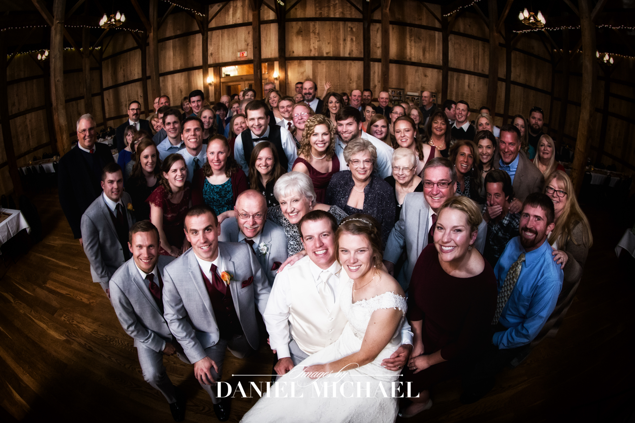 1913 Heartland Barn  Wedding Venue Reception Photographer