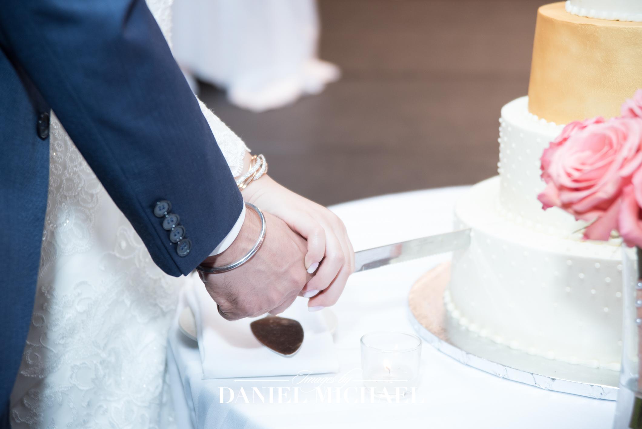 Marriott North West Chester Venue Wedding  Reception  Photographer