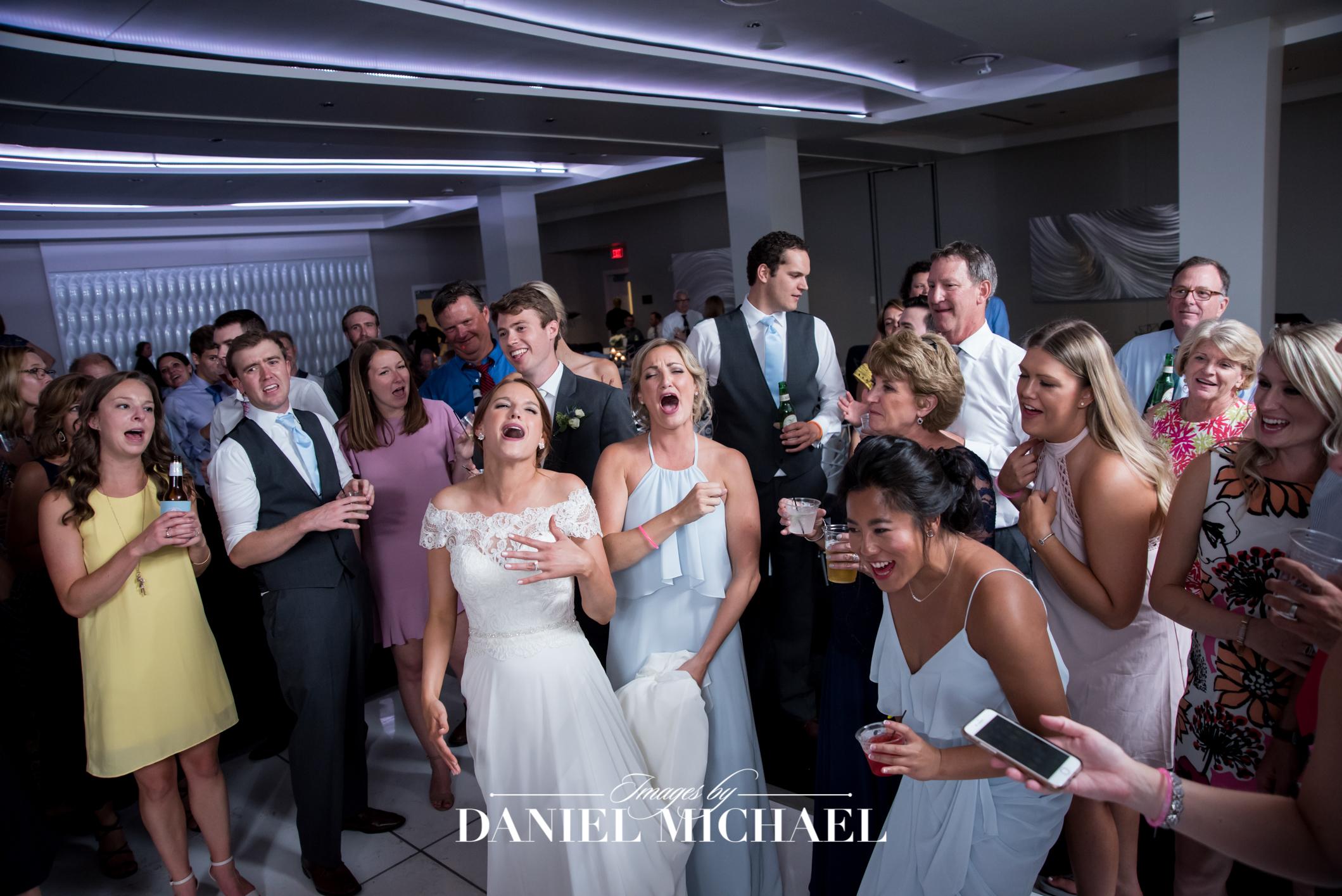 Anderson Pavilion Wedding Photographer