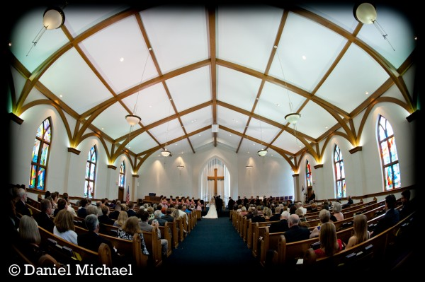 Wedding Ceremony at Faith Community United Methodist