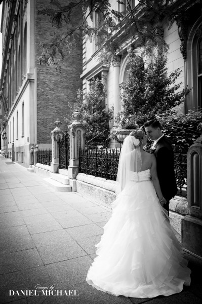 Wedding Photography Cincinnati Club