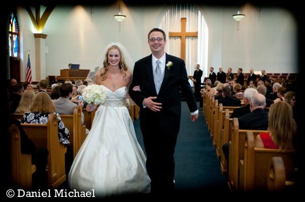 Wedding Ceremony Photography at Faith Community Church
