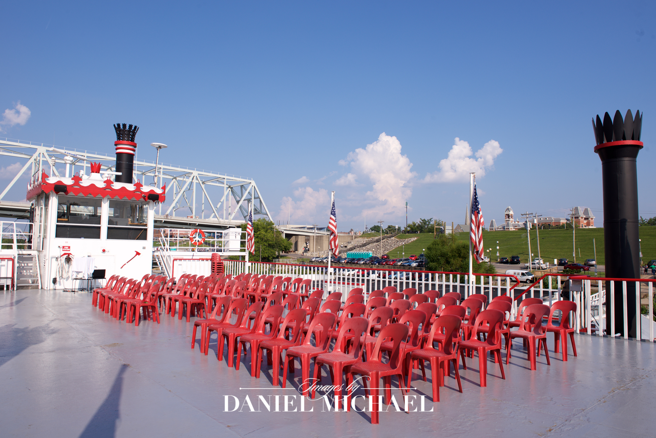 BB Riverboat Ceremony Venue Photography