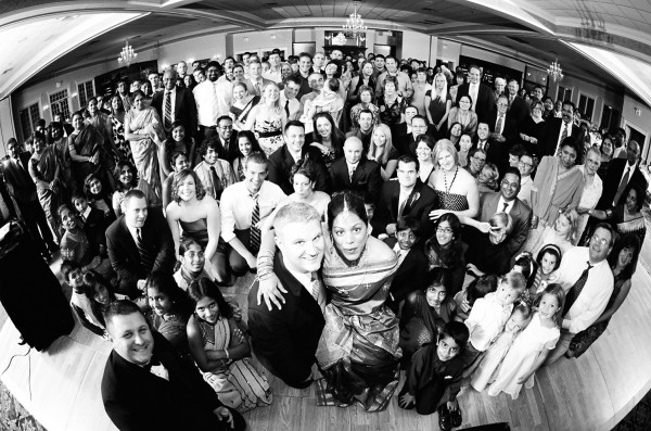 Group Photo Cincinnati Wedding tips