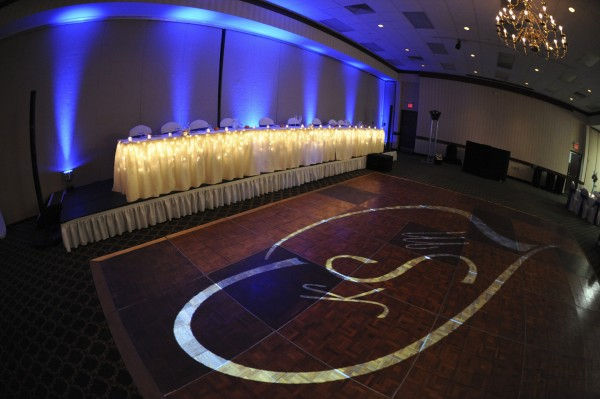 Reception Lighting Cincinnati Photography