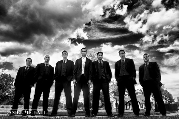 Wedding Photographers Groomsmen