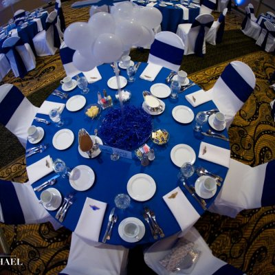 Bar Bat Mitzvah Reception Photography