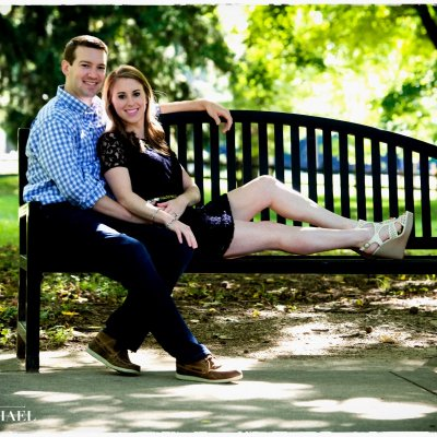 Engagement Photography at Sharon Woods
