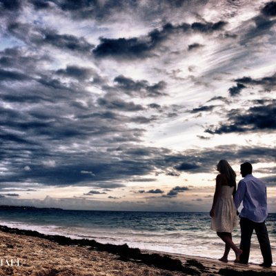 Cancun Destination Wedding Photography