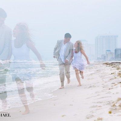 Destination Wedding Photographers on Beach