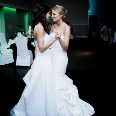 Same Sex First Dance Reception Photos
