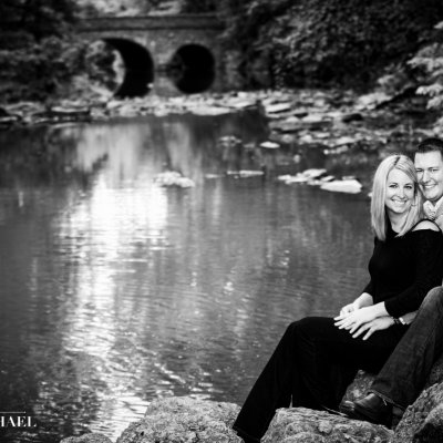 Engagement Photographers at Sharon Woods