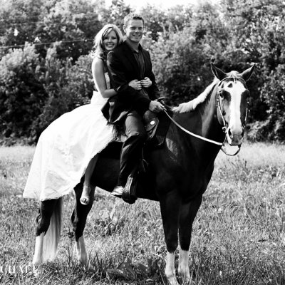 Horseback Wedding Photographers