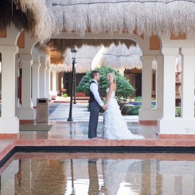 Cancun Mexico Destination Wedding Photographers