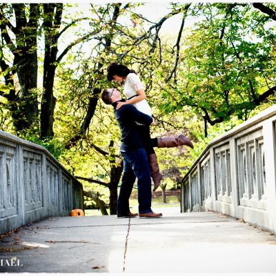 Eden Park Engagement Photographers