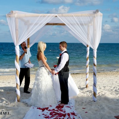 Florida Destination Beach Ceremony