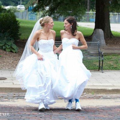 Same Sex Lesbian Wedding Photographers