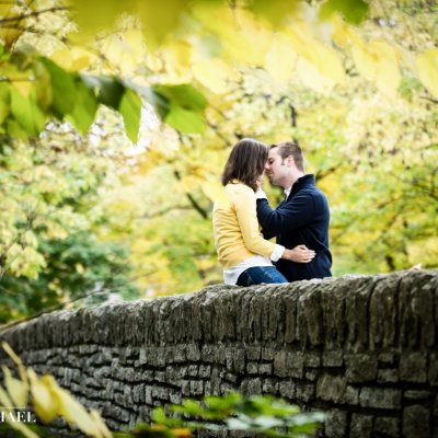 Sharon Woods Engagement Photos