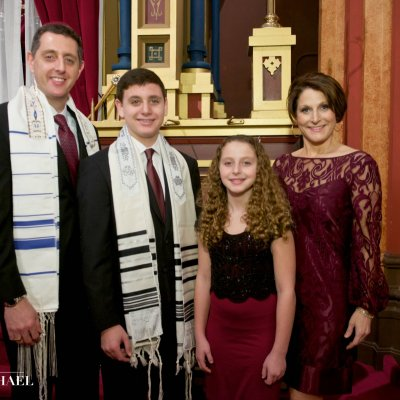 Bar Mitzvah Family Photographers
