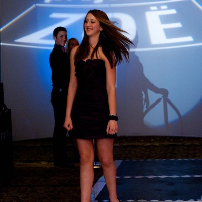 Bat Mitzvah Runway Photography