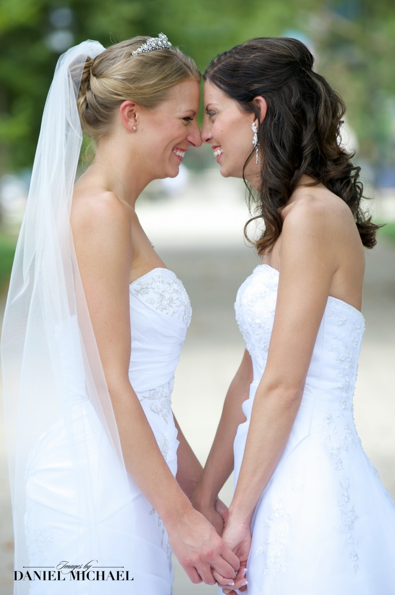 Lesbian marriage sex