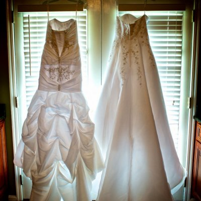 Same Sex Wedding Dress Photos