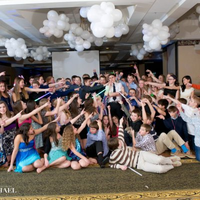 Bar Bat Mitzvah Reception Photographers