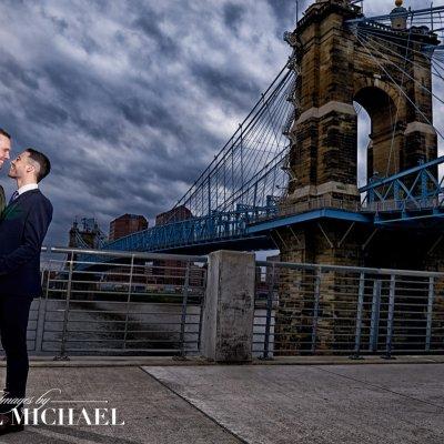Same Sex Two Men Wedding Photographers
