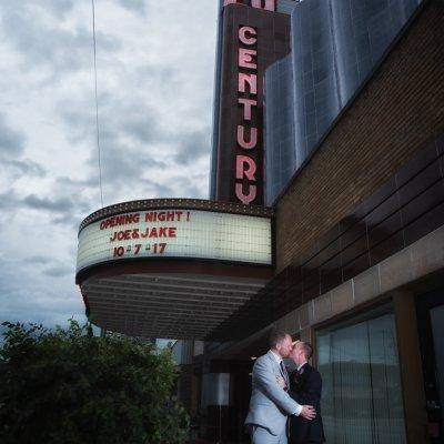 same sex wedding, two men wedding, gay wedding