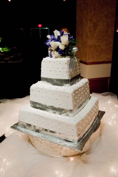 A Piece of Cake Wedding