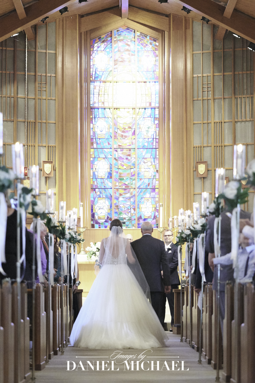 Christ United Methodist Dayton Wedding