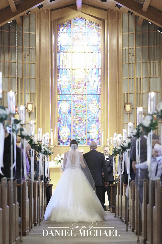 Christ United Methodist Dayton Wedding