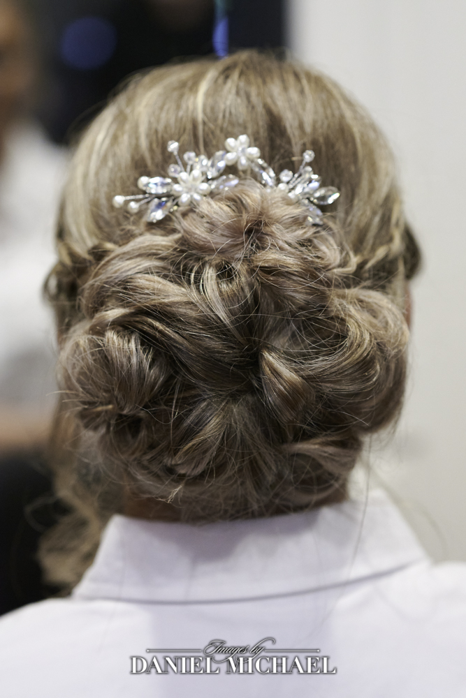 Wedding Hair Bride Photography
