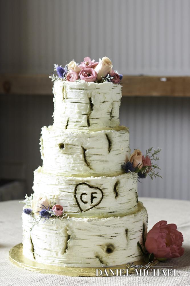 Bonbonerie Wedding Cake Photo