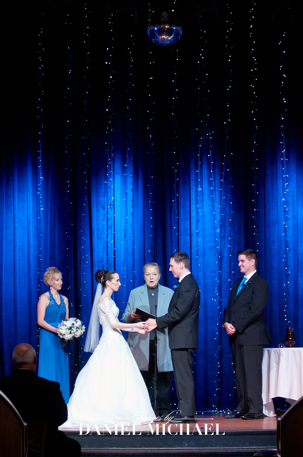 Redmoor Wedding Ceremony Photographer