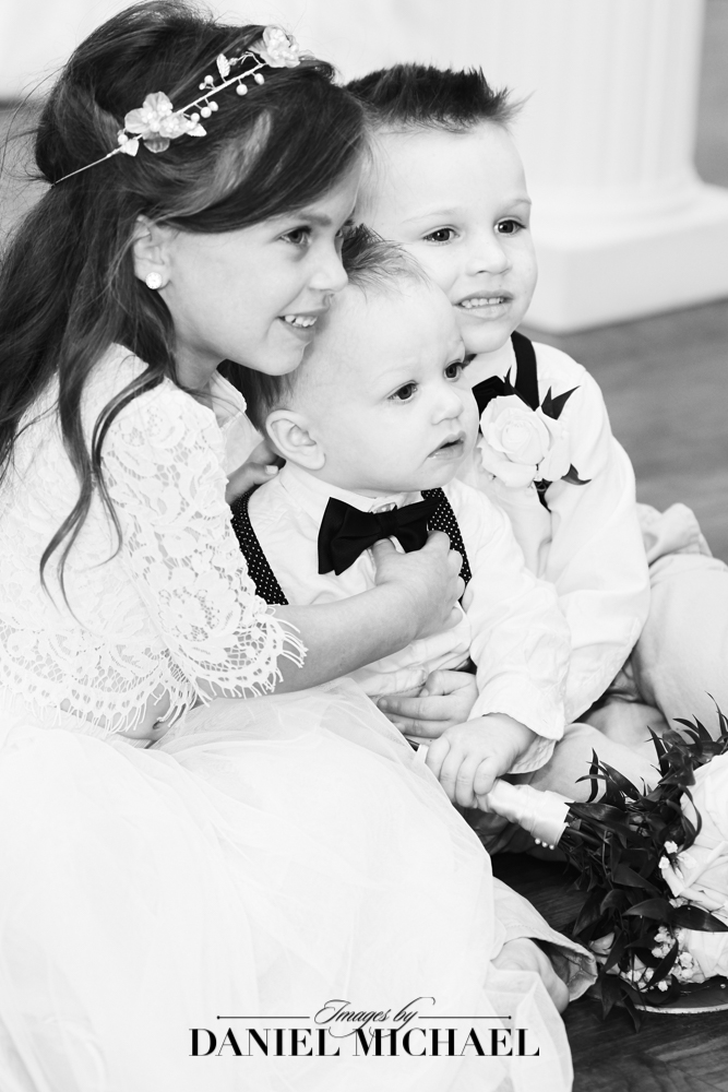 Wedding Photos of Kids