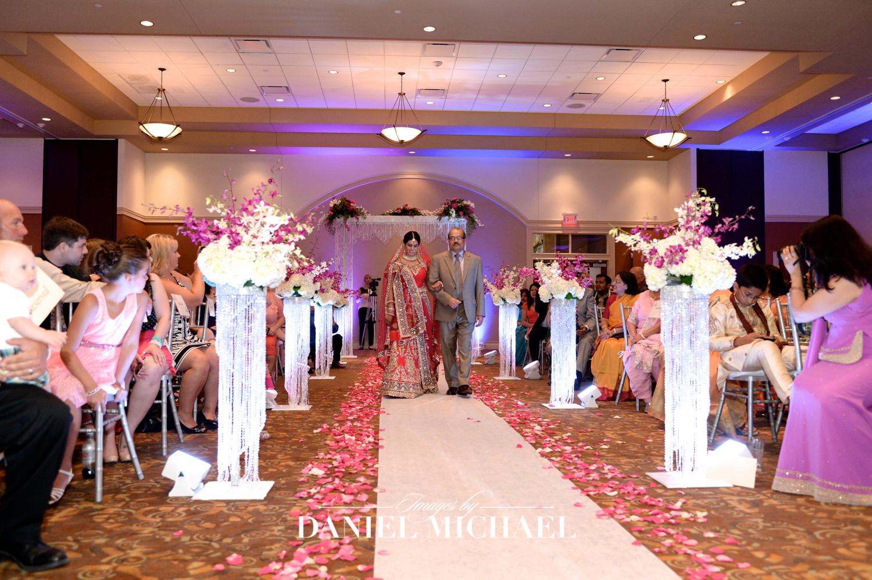 Savannah Center Wedding Ceremony